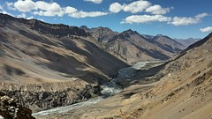 The Mountain Dessert Valley. (rubal033) Tags: mountains river water dessert nature clouds shadow india himachalpradesh canon70d canon 18135 samsung landscape beauty path spiti scenery sky