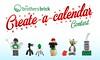 Create-a-calendar contest (The Brothers Brick) Tags: lego moc afol build contest compeition holiday advent calendar christmas season