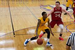 Men's Basketball 2016 - 2017 (Knox College) Tags: knoxcollege prairiefire men college basketball monmouth athletics sports indoor team basketballmen201736289