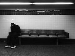 Smile (ShelSerkin) Tags: shotoniphone7 hipstamatic iphone iphoneography squareformat mobilephotography streetphotography candid portrait street nyc newyork newyorkcity gothamist blackandwhite