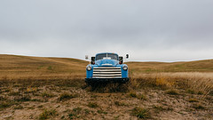 The Blues (John Westrock) Tags: oakesdale washington unitedstates us abandoned truck landscape overcast canoneos5dmarkiii canonef1635mmf4lis pacificnorthwest