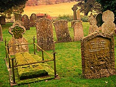 February 14th 1923! (springblossom3) Tags: gloucestershire chipping campden churchyard religion worship history nature 1923 relic churches