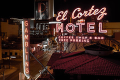 Top of the Evening to You (Motel George) Tags: elcortezhotellasvegas thed 攝影發燒友