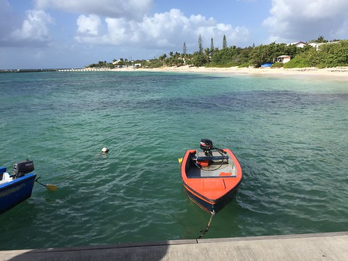 2016-02-01 -- Ferry from Marigot, St Martin to Anguilla