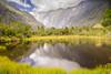 IMG_0434 (sivan_ron) Tags: newzealand franzglaciar southisland glaciar reflaction landscape water longexposer clouds franzandjoseph