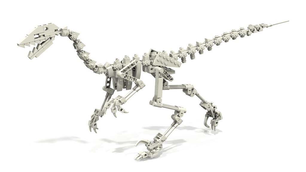 lego dino raptor chase instructions