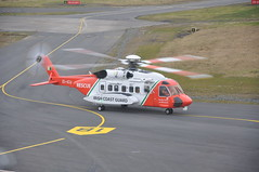 Irish Coast Guard Sikorsky S92 EI-ICU Rescue Helicopter (Shane Casey CK25) Tags: ireland sea coastguard irish rescue mountain cn coast airport guard helicopter crew hm paramedic winch pilot waterford chc 117 sikorsky medivac s92 gcgmu eiicu 920034