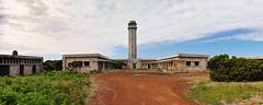 Farol Ponta dos Rosais - Azoren Sao Jorge (WolfgangDengler) Tags: panorama lighthouse island nikon stitch ngc insel farol leuchtturm d300 saojorge acores azoren nikkorafs2470mmf28ged microsoftice