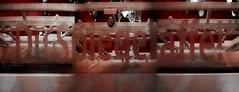 """You Mirror Monkey!"" - Ape and Monkey House, Zoo Schnbrunn - Affenhaus Tiergarten Schnbrunn - ""Du Spiegelaffe"" (hedbavny) Tags: schnbrunn wien red panorama color colour reflection rot art animal rouge typography photography zoo monkey mirror photo sterreich outsiderart triptych fotografie message quote narcissism spiegel kunst digitalart manipulation ape letter lettering schrift information rood rosso farbe spiegelung spiegelbild stitched glas tiergarten tier narcissus affe selfesteem zitat tiergartenschnbrunn glasscheibe typografie bearbeitung hietzing triptychon buchstabe narzis brstung egozentrisch affenhaus narzissmus egomanie selbstbewustsein mirrormonkey spiegelaffe hedbavny ingridhedbavny"