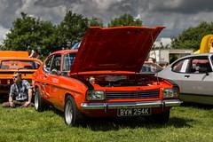 Ford Capri MK1 Perana. (kevaruka) Tags: orange sun sexy ford sunshine clouds canon southafrica eos classiccar shiny flickr boobs bokeh wonderland frontpage milf 70200 v8 nottinghamshire sunnyday bvm smallblock fordcapri perana fordv8 hoveringham caprimk1 254k 5dmk3 5d3 5diii ilobsterit bvm254k ef70200l28ismk2