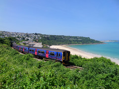 150248+150106 Carbis Bay (Marky7890) Tags: carbisbay fgw 150106 150248 2a24