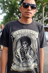 RODEA LA ASAMBLEA - arte (Fotos de Camisetas de SANTI OCHOA) Tags: arte calavera