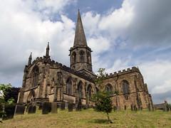 All Saints Church, Bakewell (Dave_Johnson) Tags: church derbyshire bakewell allsaintschurch parishchurch