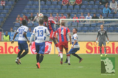 "Vorbereitungsspiel MSV Duisburg vs. FC Bayern Muenchen • <a style=""font-size:0.8em;"" href=""http://www.flickr.com/photos/64442770@N03/14528584930/"" target=""_blank"">View on Flickr</a>"
