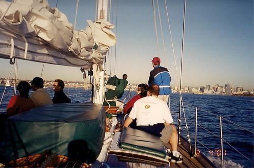 california sailing sandiego