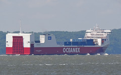 Oceanex Connaigra (Jacques Trempe 2,100K hits - Merci-Thanks) Tags: river ship quebec stlawrence stlaurent fleuve navire stefoy oceanex connaigra