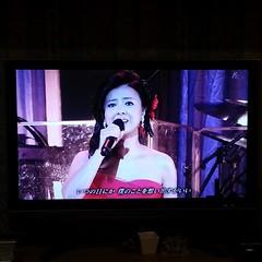 録画した「薬師丸ひろ子」コンサート観てるなう♪ んだば、今日はこの辺で♪ (人-ω-)゚*。★おやすみなさい★。*゚