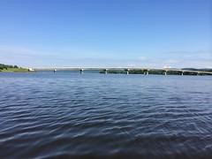 Hawksbury bridge to Quebec