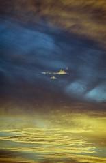 1/36 sunset 2 (MoreFunkThanYou) Tags: sunset portrait sky streetart building tower film nature skyline skyscraper train photography nikon skyscrapers kodak suburbia trains portraiture fujifilm filmcamera f5 streetscape stereotype perthskyline c200 filmphotography nikonf5
