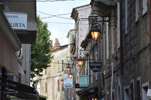 Old town Porto-Vecchio (Corsica, France 2014)