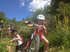 Campaments Estiu Pyrene_Camp Minairons (Club Pyrene) Tags: bike summercamp aventura lacerdanya pirineu pyrene campamentos sostenible coloniesestiu