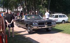 Big Wheels 2014 (paakkanen) Tags: 98 eight oldsmobile 2014 ninety pieksämäki bigwheelsfinland