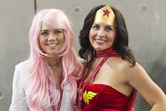 Wonder Woman (Adolfo Perez Design) Tags: woman wonder book san comic cosplay diego international comiccon con sdcc