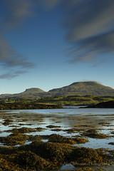 MacLeod's Tables (ajp~) Tags: longexposure sunset sea seaweed skye water clouds canon reflections landscape coast scotland hills coastline 6d dunvegan macleodstables alanjohnstone wwwalanjohnstonephotographycom