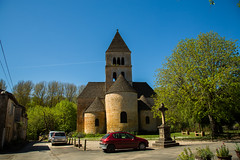 France - Dordogne - Saint-Lon-sur-Vzre (saigneurdeguerre) Tags: france canon eos europa europe mark iii frana ponte 5d frankrijk francia mark3 aponte vezere saintleon saintlonsurvzre antonioponte ponteantonio saigneurdeguerre