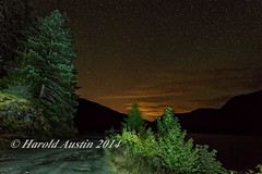 Midnight Sky (ausmc_1) Tags: canada stars britishcolumbia july vancouverisland galaxy nightime portalberni sproatlake d800 milkyway 2014 hwy4 taylorarm tamronsp2470mmf28divcusd