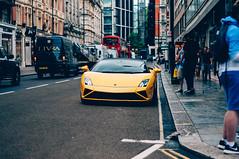 Aggressive LP (Jordi James Hales) Tags: london cars car photography rich lifestyle automotive ferrari harrods mclaren porsche bugatti 3000 lamborghini supercar gumball oakley p1 gallardo supercars veyron millionaire f12 berlinetta hypercar laferrari aventador