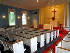 Chapel New Tile New Carpet