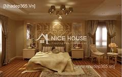 Thiết kế nội thất phòng ngủ tân cổ điển_15