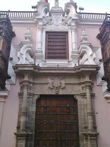 Lima - Palacio Torre Tagle