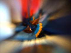 Winged Shoes (WhaleDaughter) Tags: color lensbaby shoes lm10 iphone5s