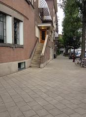 Jacob Obrechtplein (jpmm) Tags: amsterdam architecture stairs escaleras zuid 2014 publiekewerken
