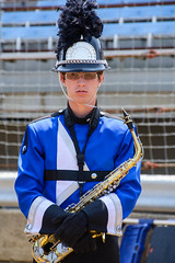 2014 State Fair Band Day-9007.jpg (WayNet.org) Tags: indianapolis statefair contest band indiana marching marchingband centerville chs bandday indianastatefair statefairbandday blueregiment centervilleabingtonhighschool