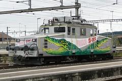 Travys/YStC Electric locomotive type Ge 4/4. (Franky De Witte - Ferroequinologist) Tags: de eisenbahn railway estrada chemin fer spoorwegen ferrocarril ferro ferrovia