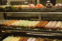 Donuts and Manju (jjldickinson) Tags: food retail shopping japanese design display donut pastry mochi mitsuwa manju torrance nikond3300 jsweets jaluxamerica tokyoginzarokumeikan promaster52mmdigitalhdprotectionfilter 100d3300 nikon1855mmf3556gvriiafsdxnikkor