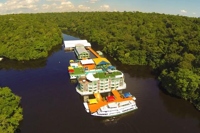 Aéreas Amazon Jungle Palace