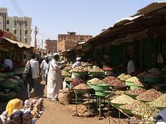 "khartoum market • <a style=""font-size:0.8em;"" href=""http://www.flickr.com/photos/62781643@N08/14850470505/"" target=""_blank"">View on Flickr</a>"