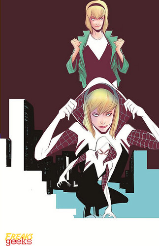 "Edge_of_Spider-Verse_2_Cover • <a style=""font-size:0.8em;"" href=""http://www.flickr.com/photos/118682276@N08/14855687519/"" target=""_blank"">View on Flickr</a>"