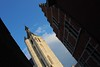 Ziekeliedenstraat (mechelenblogt_jan) Tags: mechelen olvoverdedijlekerk ziekeliedenstraat stadsbibliotheek mechelenbinnenstebuiten