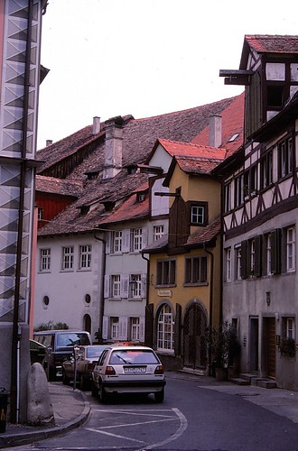 West Germany    -   Bodensee   -   Meersburg   -   May 1986