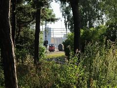 p spret (brandsvig) Tags: railroad summer station skne sweden july railway sverige sommar g11 2014 ystad jrnvg sterleden canong11