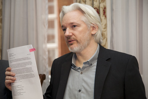 Julian Assange, trapped 7 years in Ecuador's London embassy, not jailed and facing possible extradition to US