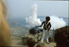Mackinac Island July 1979 (Mark Mathu) Tags: trip vacation lake island michigan teenager 1979 huron teenage mackinac markmathu