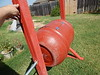 Not finished, but frame is started, at least (coupe1942) Tags: compost compostbin composter diycompostbin diycomposter