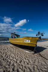 Ostsee Niechorze (phreekz.chmee) Tags: sea boot boat baltic polen ostsee niechorze