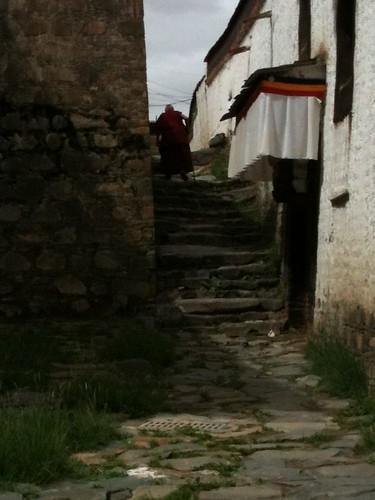 Tashilunpoklostret i Shigatse